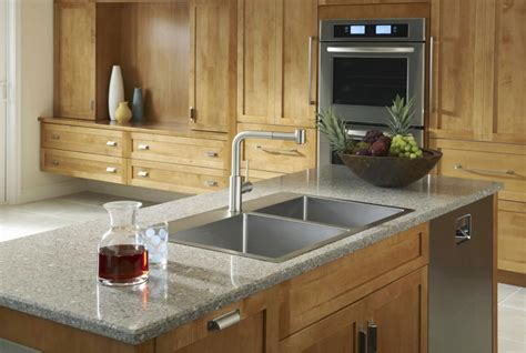 kitchen counter with sink composite kitchen sinks modern stainless bowl 4302