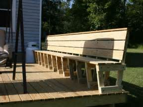 Building A Deck Bench by Planning Ideas Great Deck Bench Plans Deck Bench Plans