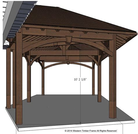 arbor height the 4 quot must haves quot to price a pergola kit western timber frame