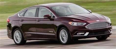 ford fusion hybrid owners manual  ford fusion