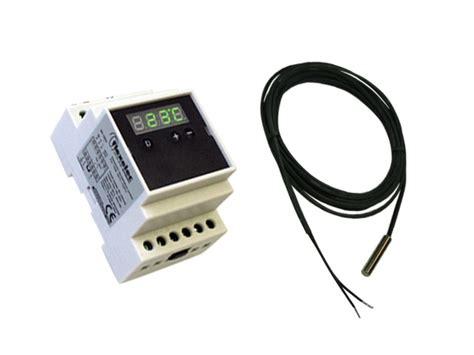 chambre froide bonnet termostato electrónico cable calefactor mantenimiento en