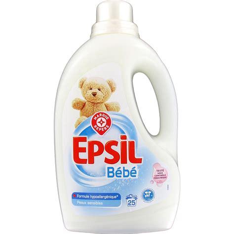 lessive pour linge bebe avis lessive liquide b 233 b 233 epsil marque rep 232 re hygi 232 ne sant 233 avis de mamans