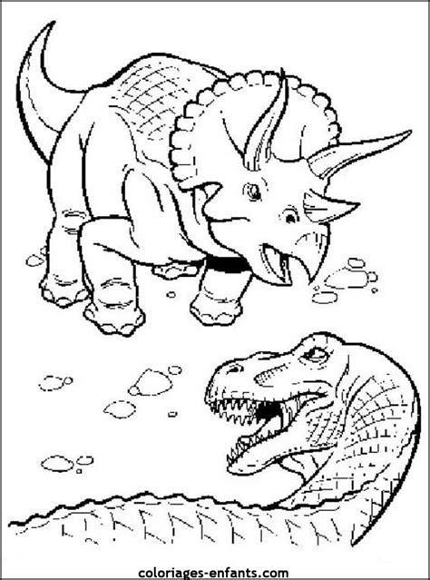 nos jeux de coloriage dinosaure  imprimer gratuit