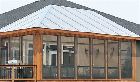 Attached Sunroom by Attached Sunroom Hip Roof Sundance Supply Llc