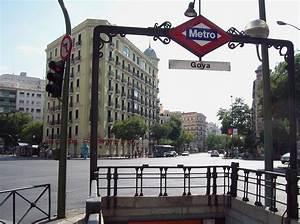 File:Metro de Madrid Goya 01 jpg Wikimedia Commons