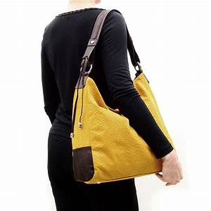 28db450a55 Studiomoda Italian Made Mustard Yellow Snakeskin Embossed Leather Large  Designer Carryall Hobo Bag