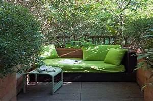 Kleine terrasse gestalten als kleines wohnzimmer drau en for Kleine terrasse gestalten