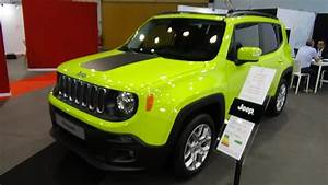 Renegade South Beach : 2018 jeep renegade south beach 1 6 multijet 95 exterior and interior salon automobile lyon ~ Gottalentnigeria.com Avis de Voitures