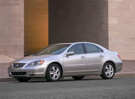 acura rl specifications  prices  reviews