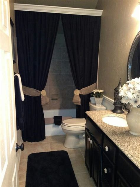 curtain ideas for bathrooms 50 best bathroom design ideas