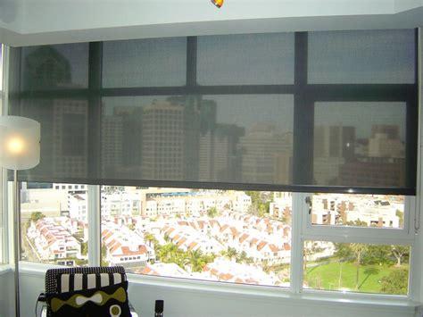 large window blinds choice window treatments design ideas