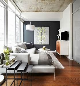 Kleines Wohnzimmer Einrichten : ideen f r das kleine wohnzimmer 30 inspirierende bilder ~ Markanthonyermac.com Haus und Dekorationen