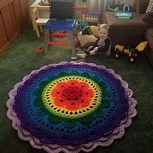 Ravelry Winter Carpet 2017 Pattern By Magic Carpet Studio