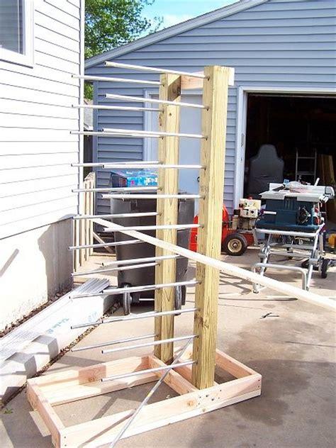 cabinet door drying rack cabinet door drying rack workshop just finish it