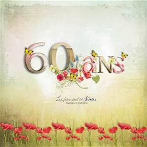 Faire Part Anniversaire 60 Ans : anniversaire les faire part de linou page 2 ~ Melissatoandfro.com Idées de Décoration