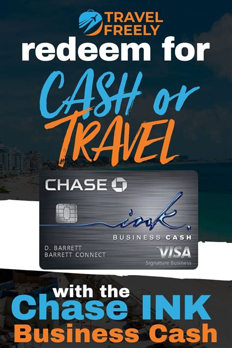 Earn 100,000 membership rewards® points. Redeem for Cash or Travel with the Chase Ink Business Cash ...