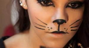 Fotos de Maquillaje de Fantasia de Gata