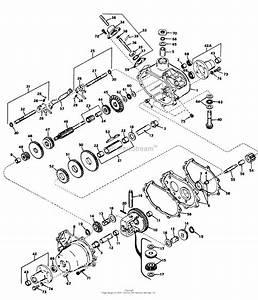 Toro 55001  Compact Suburban Lawn Tractor  1968  Sn