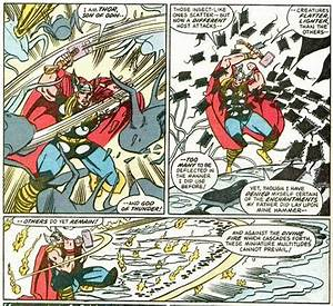 Thor vs Darkseid - Battles - Comic Vine