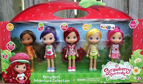 dollypanic     strawberry shortcake dolls