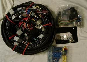 Wiring Harness Ac Shelby Cobra Replica Hot Rods