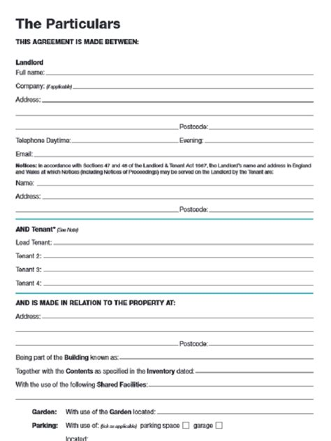 rental agreement form gtld world congress