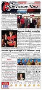 October 4, 2016 - The Posey County News by The Posey ...