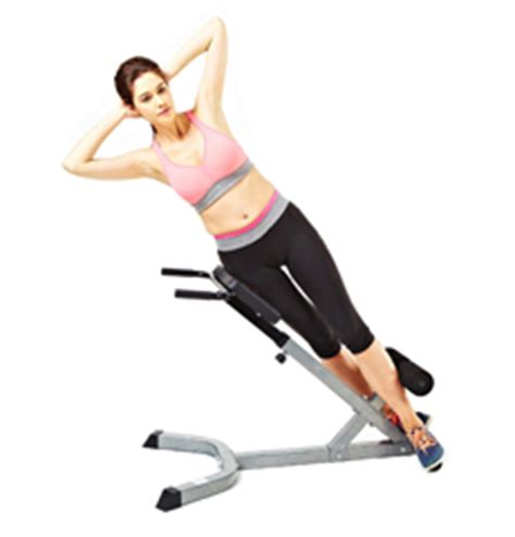 Chair Crunch Alternative by Chair Exercises Get Your Abs In Killer Shape