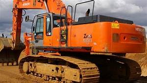 Pin By Factorymanualdownload78 On Hitachi Zaxis 450lc