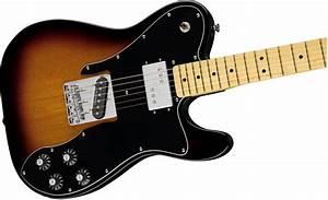 Fender Telecaster 72 Custom Wiring Diagram