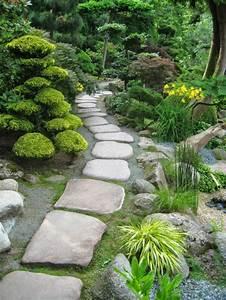 Modeles Jardins Avec Galets. mod le de jardin avec galets en 26 ...