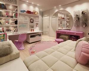 30 dream interior design ideas for teenage girl39s rooms With interior design bedroom for girls