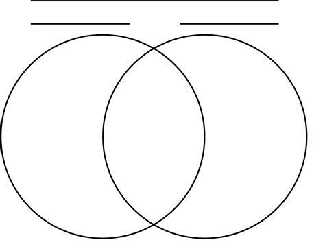 circle venn diagram template
