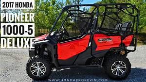 2017 Honda Pioneer 1000