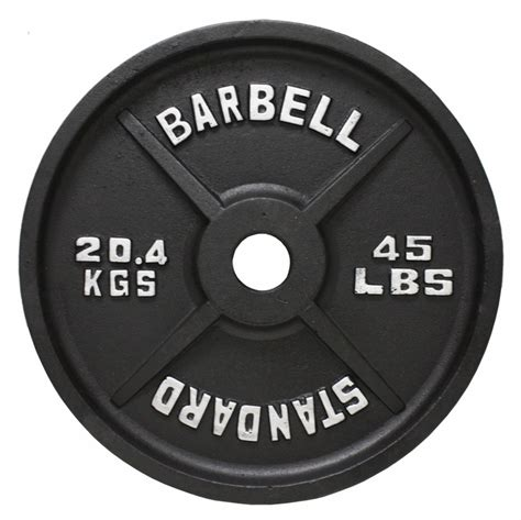 olympic weight plate set black lbs