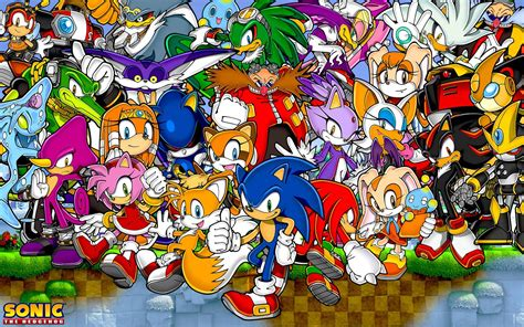Sonic The Hedgehog Wallpapers 2019 Wallpaper Cave