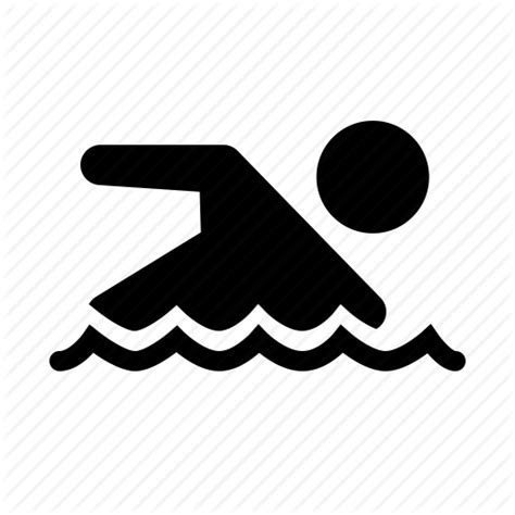 swimming icon transparent swimmingpng images vector