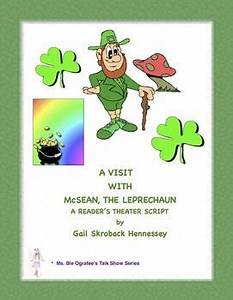 Leprechauns(St. Patrick's Day/Ireland): A Reader's Theater ...