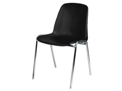 chaise accueil bureau chaise plastique pas cher sellingstg com