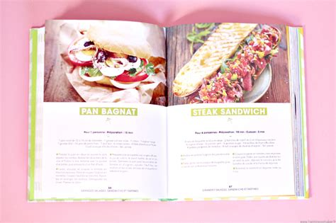 livre de cuisine plancha so fresh le livre de recettes pour l 39 été happiness maker