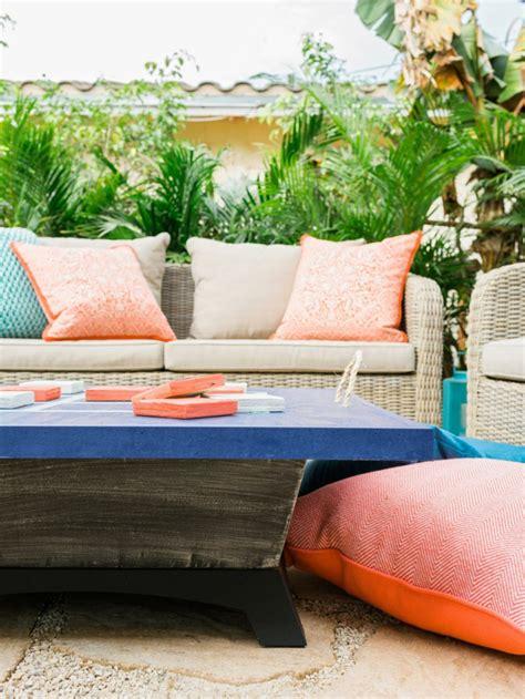 coussin canape jardin coussin extérieur pour salon de jardin un confort optimal