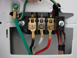 Wiring - How Do I Wire My New Dryer Cord