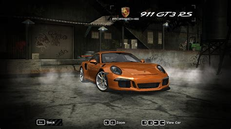 porsche nfs need for speed most wanted cars by porsche nfscars