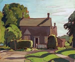 Alfred Joseph Casson 39Farmhouse39 At Mayberry Fine Art A