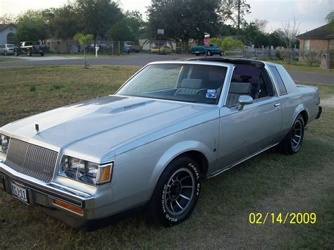 Buick Turbo T by 87 Buick Turbo T 1987 Buick Grand National Specs Photos