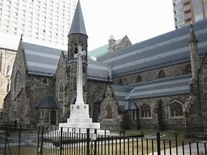 Église anglicane St. Paul's Anglican Church, Toronto, ON.