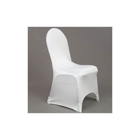 housse de chaise en lycra pas cher location mobilier de r 233 ception housse chaise blanche lycra