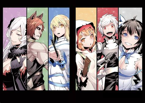Assassination Classroom Wallpaper 1920x1080 Is It Wrong To Try To Pick Up Girls In A Dungeon Wallpaper And Background Image 1800x1280