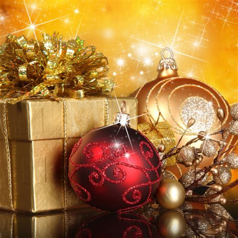 Christmas Gifts Collection Hd Wallpaper