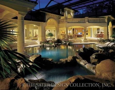 Luxury Villas Interior Designs By Sater Design (video